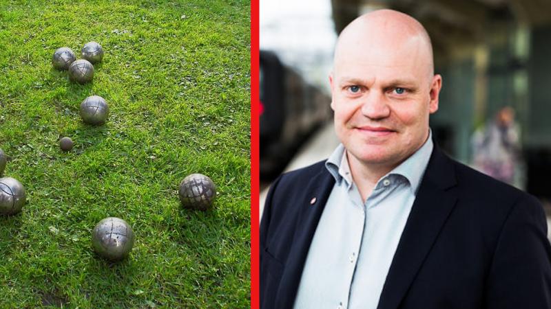 SOCIALDEMOKRATERNAS BOULBANECHOCK – 250 000 PER ÅR