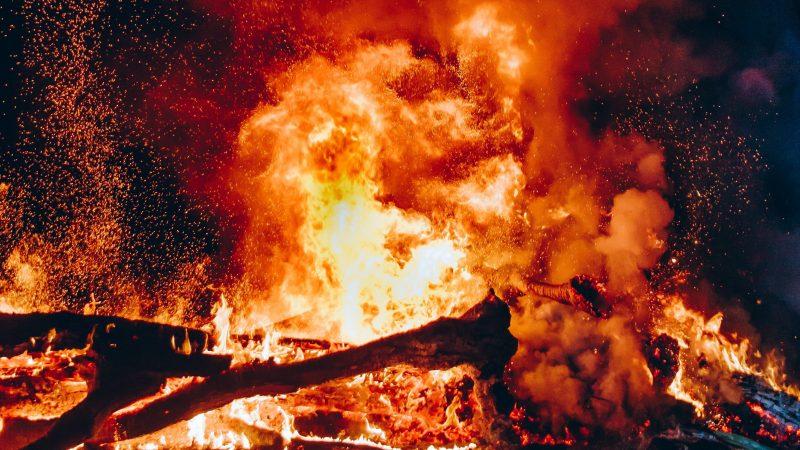 Eldningsförbud i hela Lund