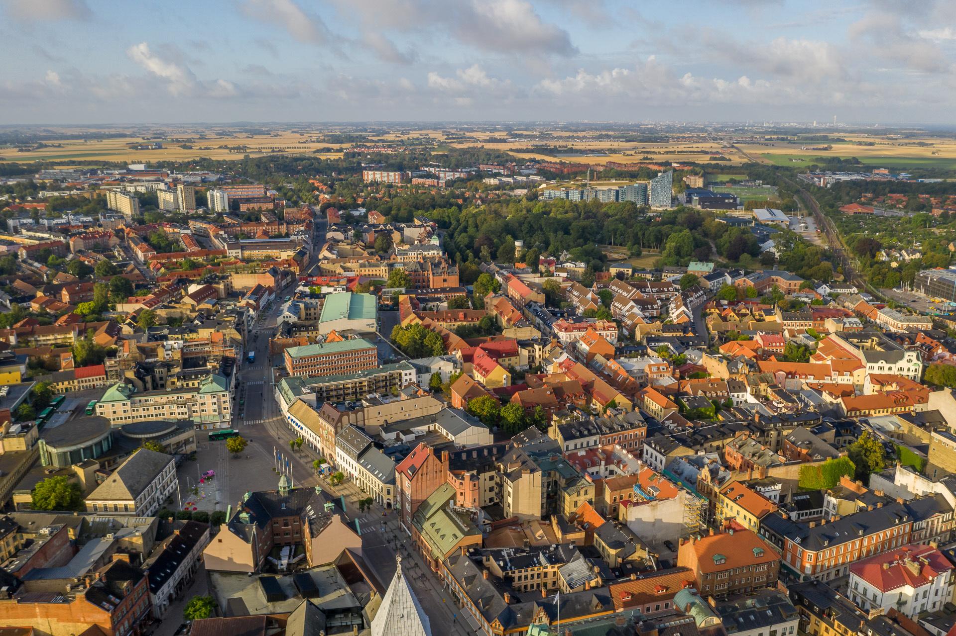 Borgerliga partier vill göra Lund till kulturhuvudstad – men Centern säger nej