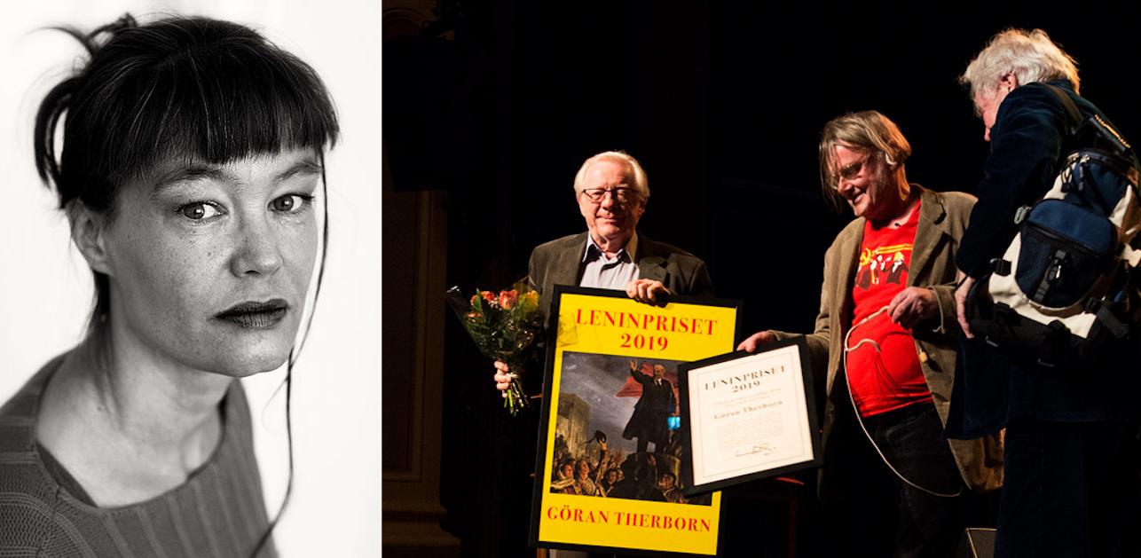 Lundaförfattaren Nina Björk tilldelas Leninpriset