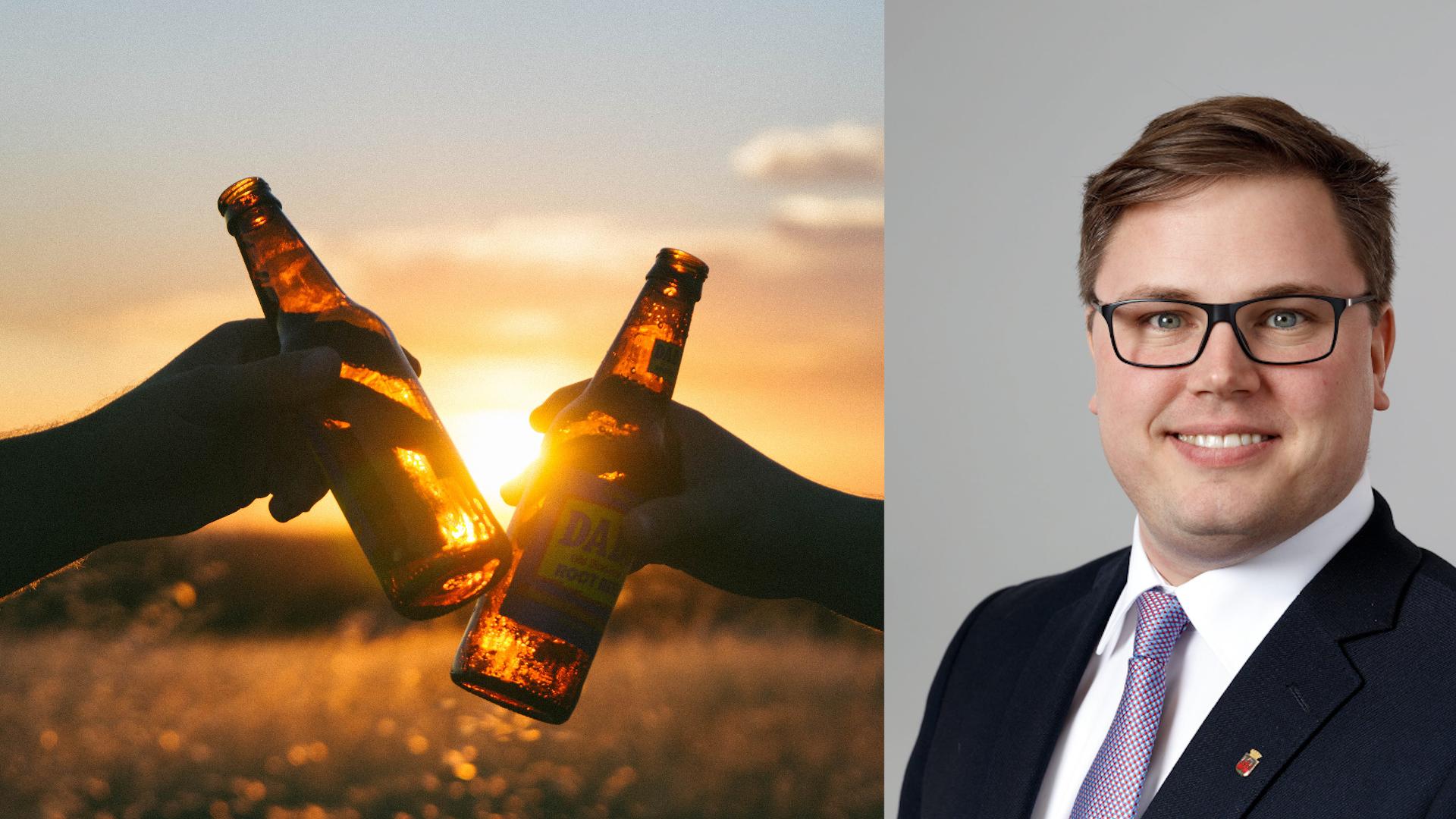 KRÖNIKA: Sydsvenskan och oppositionen faller handlöst för toppmoderatens PR-kupp