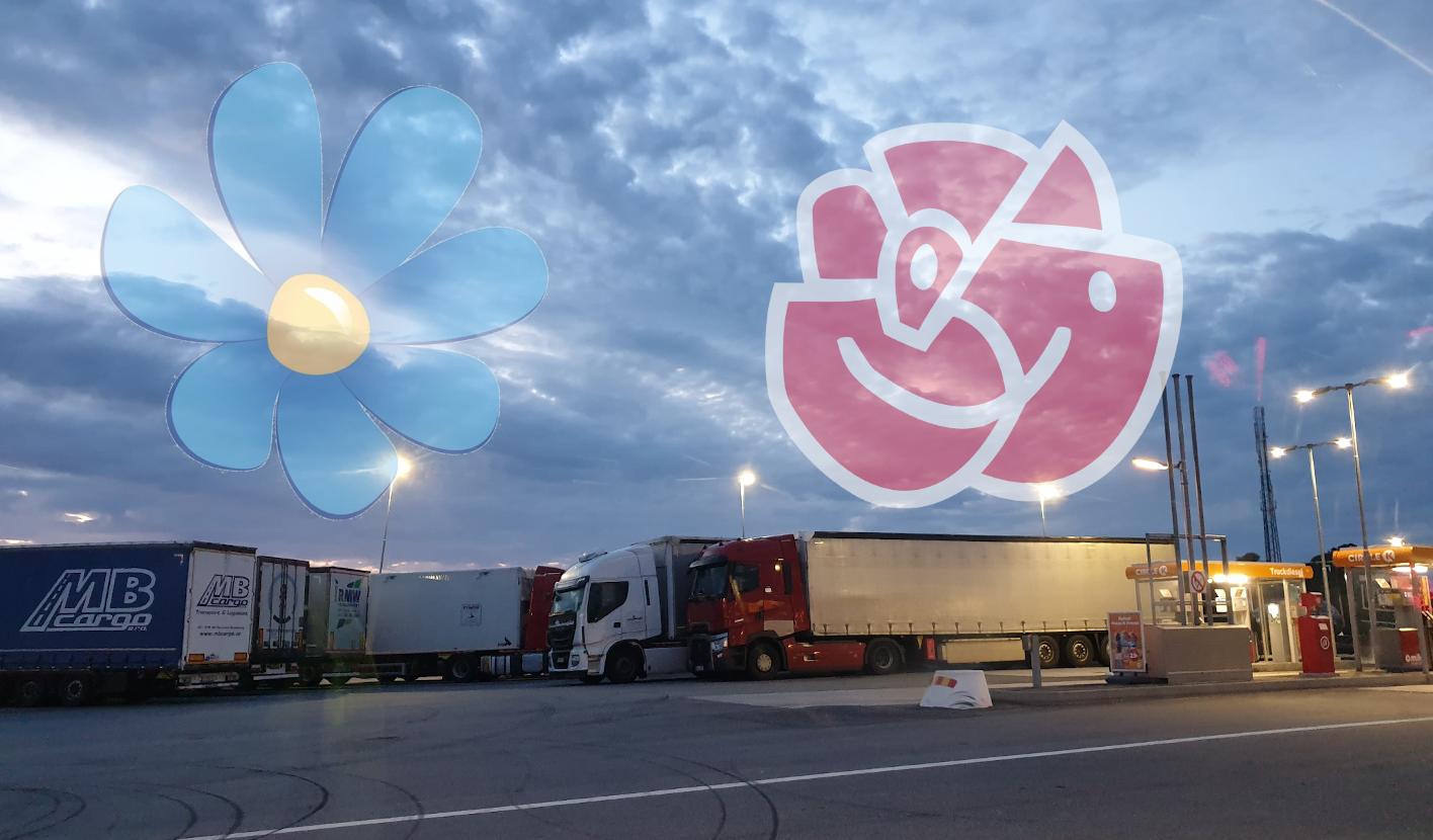 KRÖNIKA: Sagan om de sverigedemokratiska socialisterna!