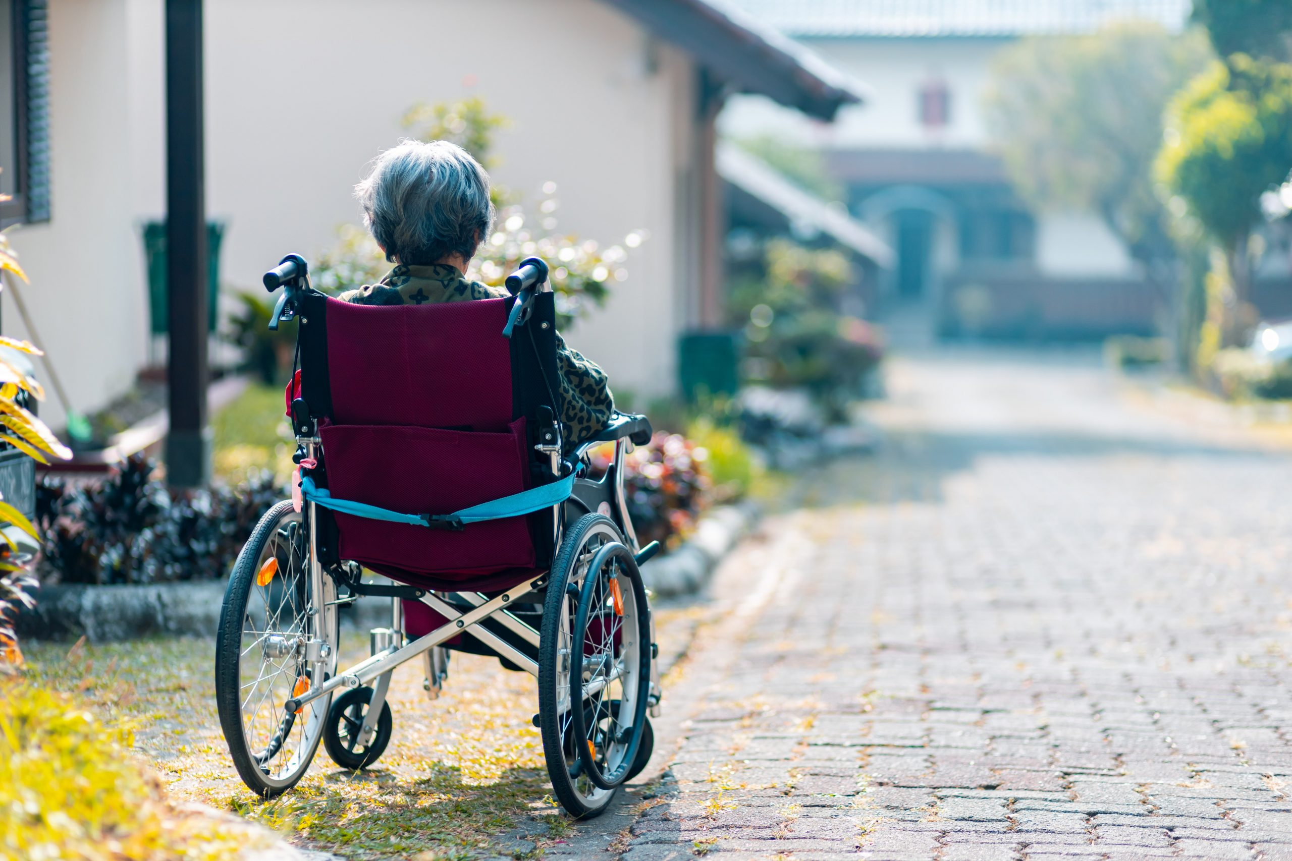 Stor brist på rullstolar i Lund